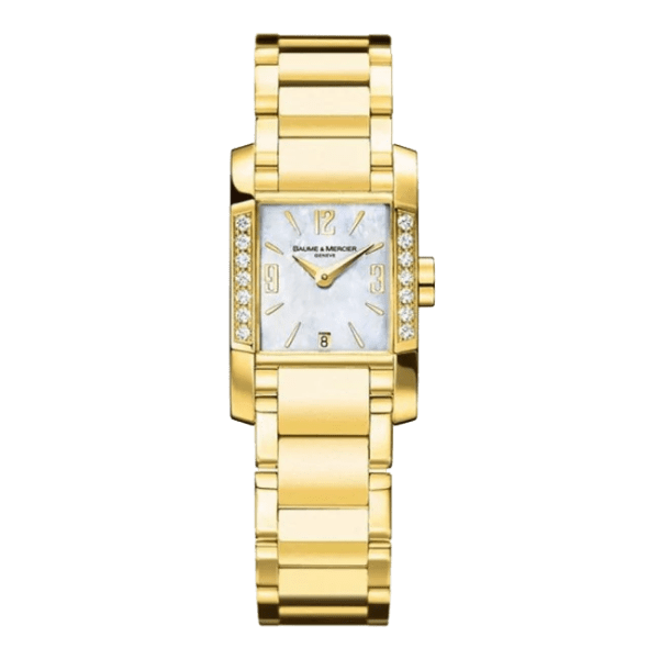 Baume & Mercier Diamant watch M0A08698 - The Posh Watch Shop