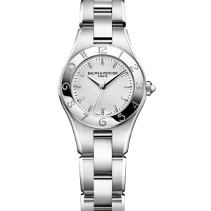 Baume & Mercier Linea watch M0A10009 - The Posh Watch Shop