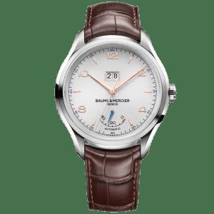 Baume & Mercier Clifton watch M0A10205 - The Posh Watch Shop