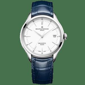 Baume & Mercier Clifton watch M0A10398 - The Posh Watch Shop