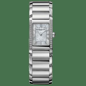 Baume & Mercier Hampton Classic watch MOA08748 - The Posh Watch Shop
