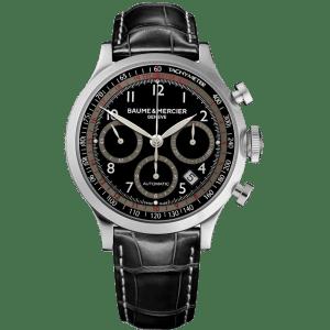 Baume & Mercier Capeland watch MOA10084 - The Posh Watch Shop