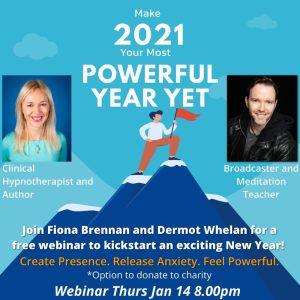 Fiona and Dermot Webinar Jan 2021