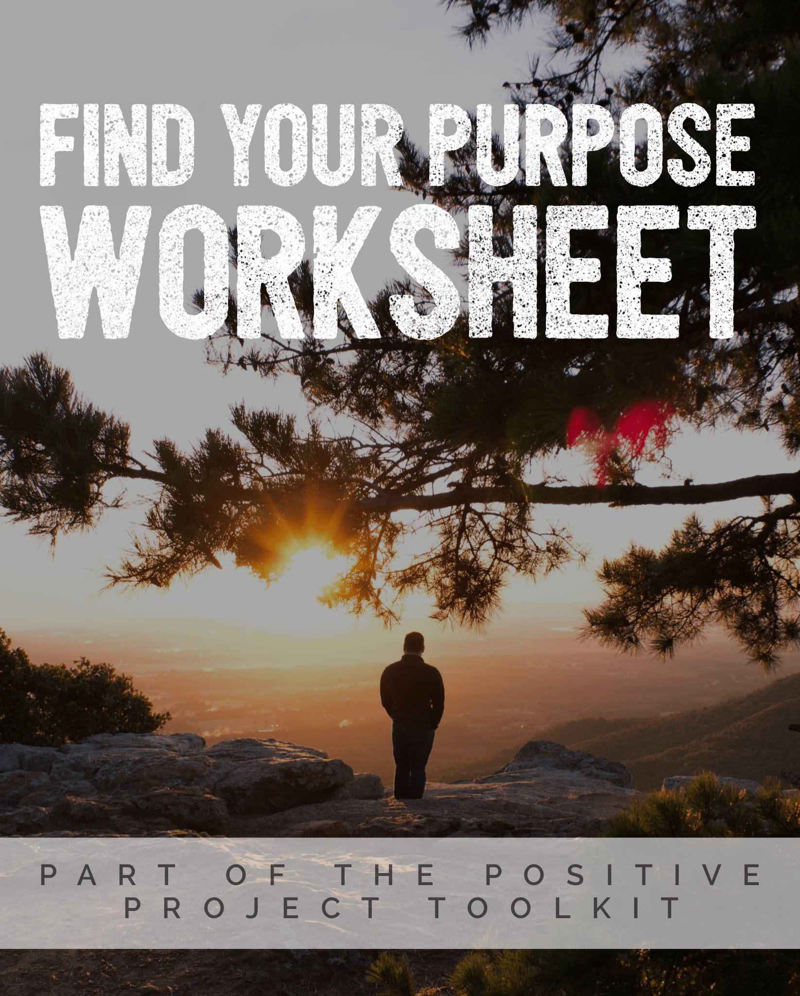 Find Your Purpose Worksheet