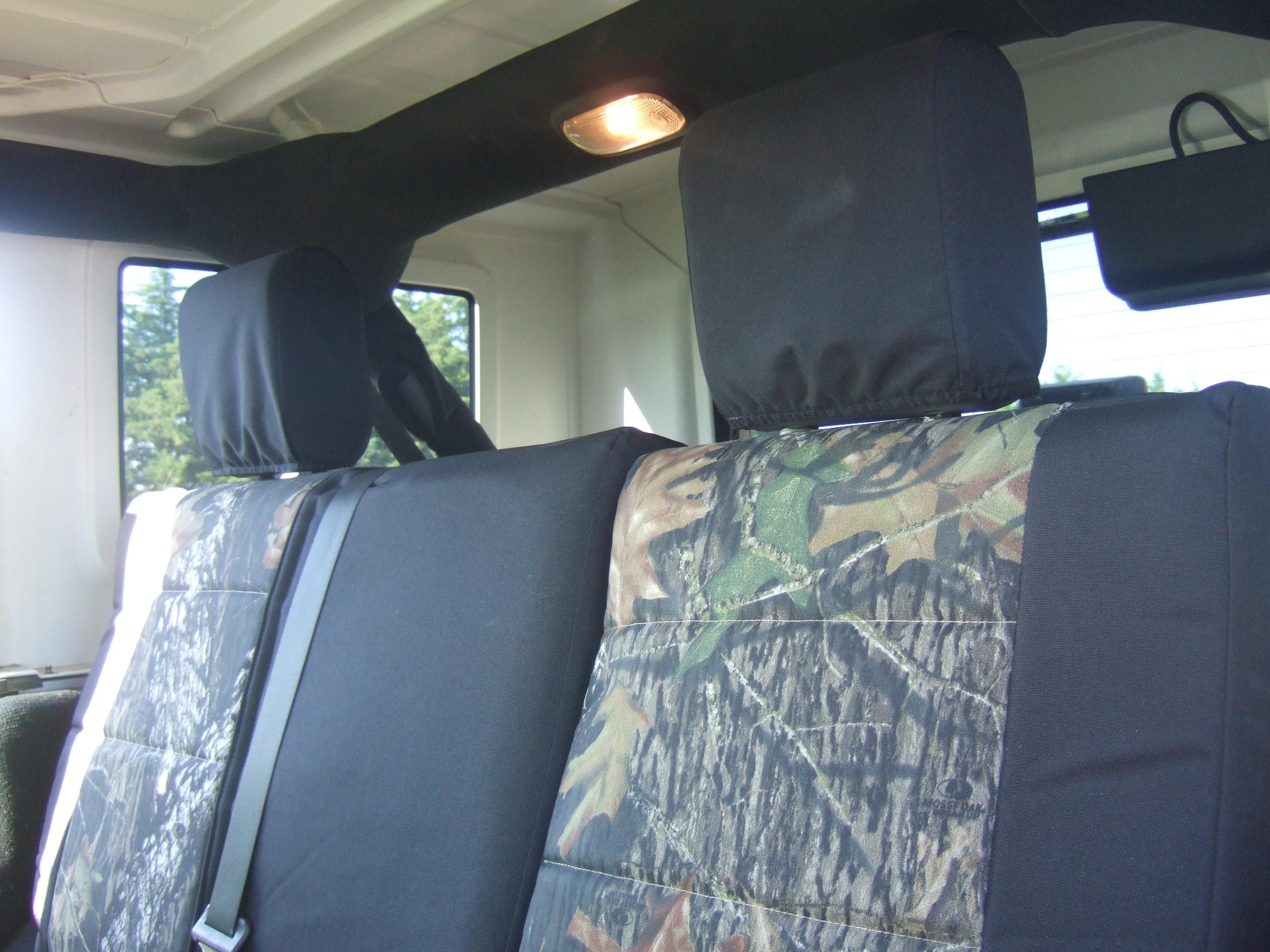 Rufftuff Camo Seat Covers @ Knopf Auto  The Salina Post