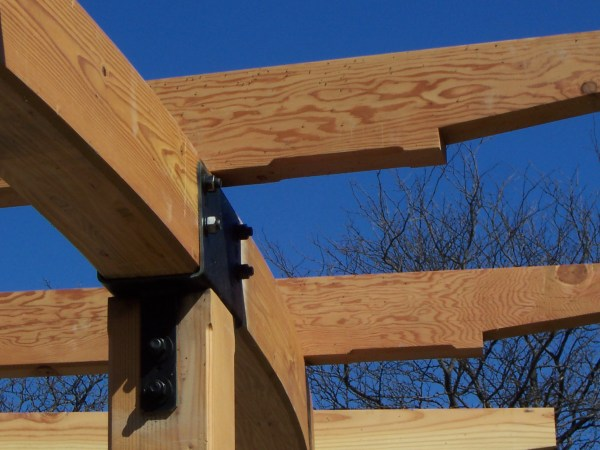 Timber Frame Post And Beam