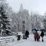 """""""Unlock NYC"""" invita a sorprenderse durante el invierno neoyorquino"""