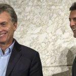 Macri y Massa a Davos
