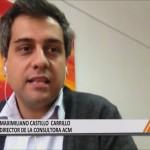 Castillo: «La Argentina recibió más de lo que esperaba»