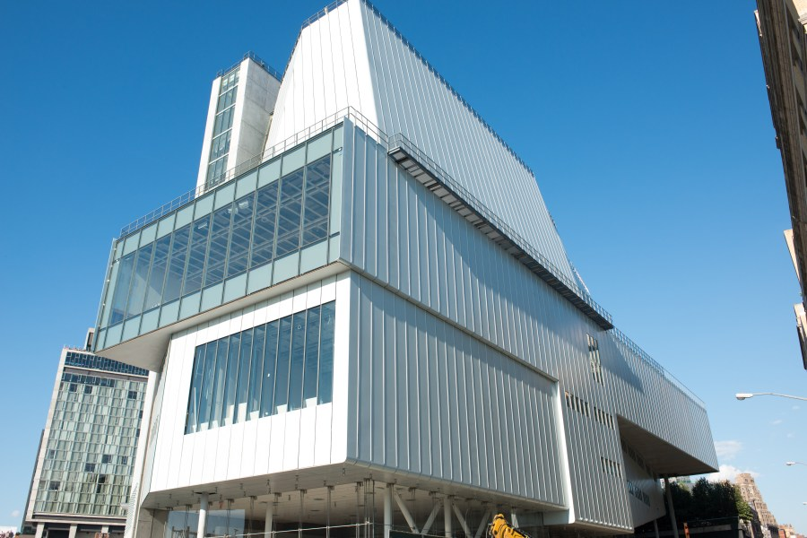 Whitney Museum, Meatpacking District