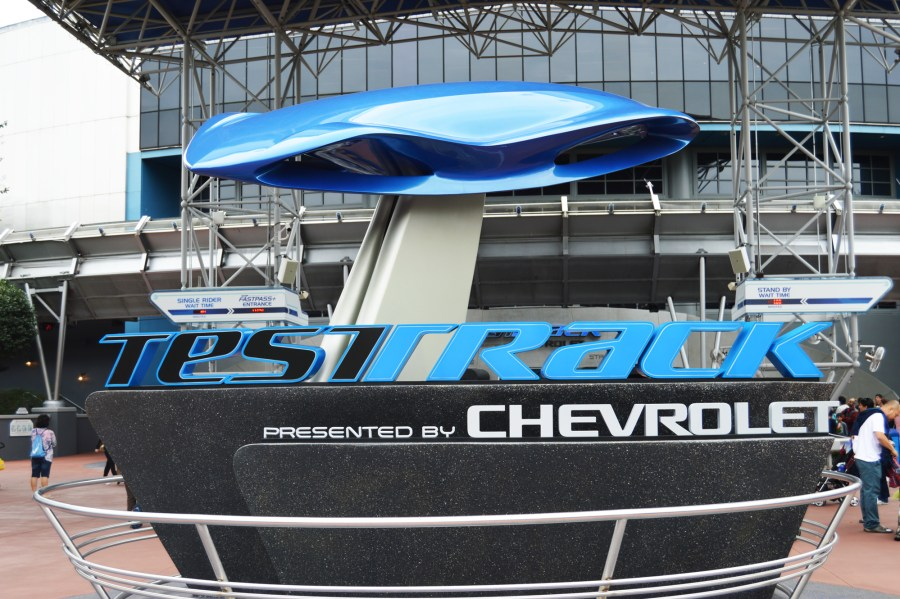 Epcot-Test-Track-Sign