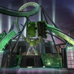 Mejoras innovadoras a The Incredible Hulk Coaster en Universal Orlando