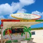 """El """"bar de playa perfecto"""" es el Garvey's Sunshine Shack y está en Anguilla"""