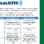 Alamo Rent a Car y National Car Rental ofrecen radio en español con SiriusX