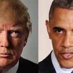 La verdadera lucha: Trump vs. Obama