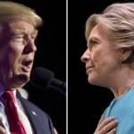 Los cien primeros días de Hillary y de Trump