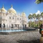 Tres nuevos parques temáticos y un hotel en Dubai