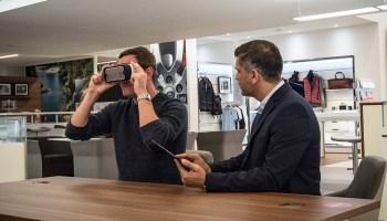 foto realidad virtual