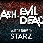 """La previa de Halloween: """"Ash vs Evil Dead"""" en Universal Studios"""