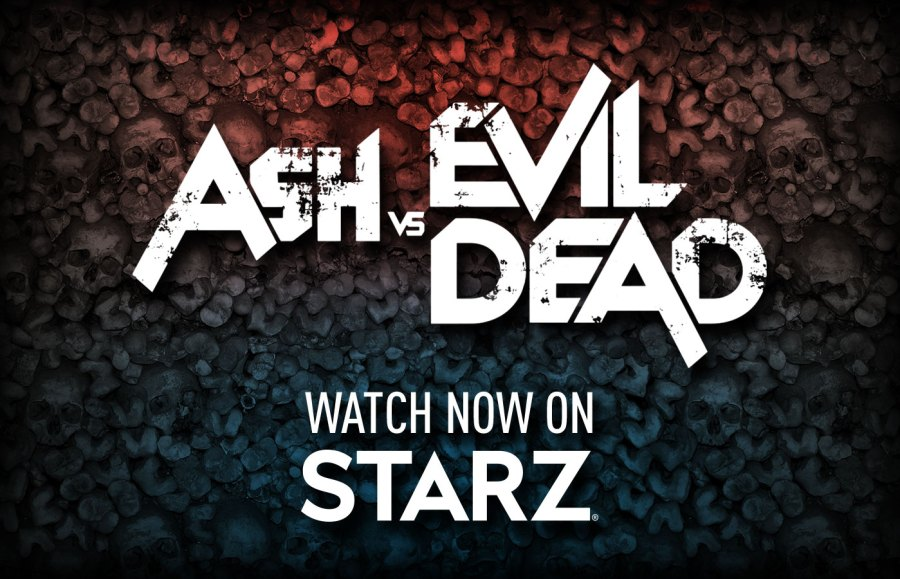 Ash vs Evil Dead Debuts at Halloween Horror Nights