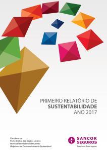 Reporte de Sustentabilidad Sancor Seguros Brasil