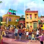 Sesame Street en SeaWorld Orlando llegará en el 2019