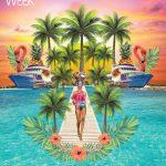 """La """"isla feliz"""" está de moda con la tercera edición del Aruba Fashión Week"""