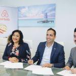 Aruba y Airbnb se unen por el turismo sostenible