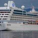 Oceania Cruises presenta un sirena mejor que nuevo