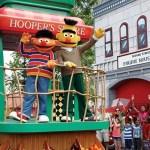 SeaWorld y Sesame Workshop anuncian nuevo parque temático Sesame Place