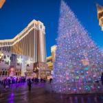 Diez actividades para celebrar las fiestas en Las Vegas
