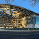 Túnel de transporte subterráneo de Las Vegas Convention Center avanza en un cincuenta por ciento