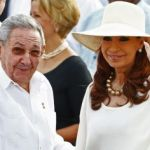 Cristina Fernández ausente, como siempre