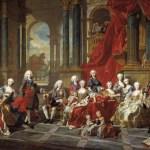 La restauración del antiguo régimen
