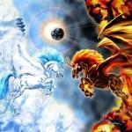La lucha entre el Bien y el Mal