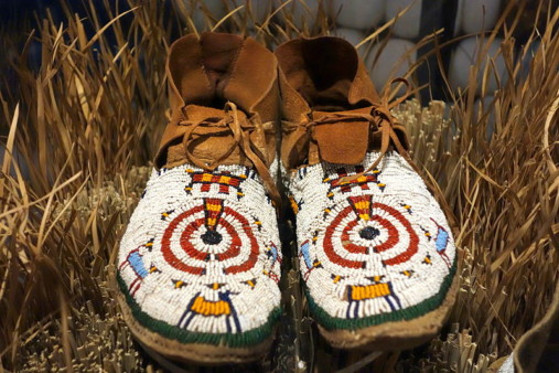 Another Woman's Moccasins
