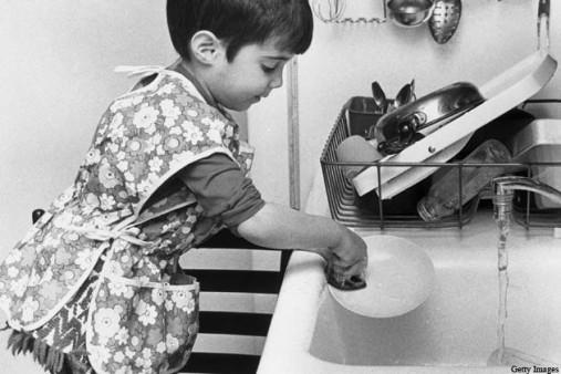 On Washing Dishes