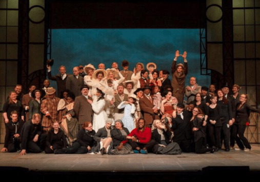 A Love Letter to the Cast of Ragtime