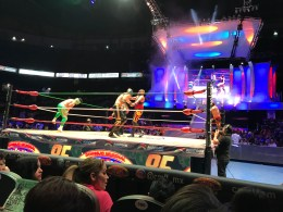 Lucha Libera in Mexico City