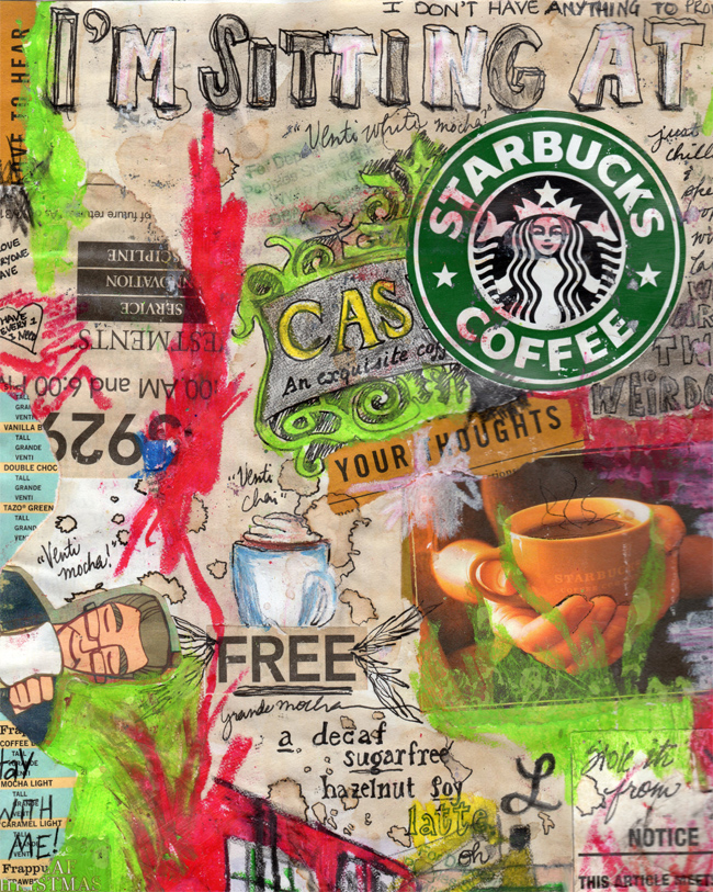 Sketchbook Pages Inspiration and Ideas