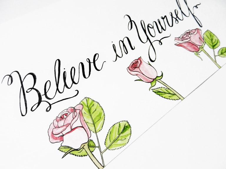 Believe in Yourself | The Postman's Knock