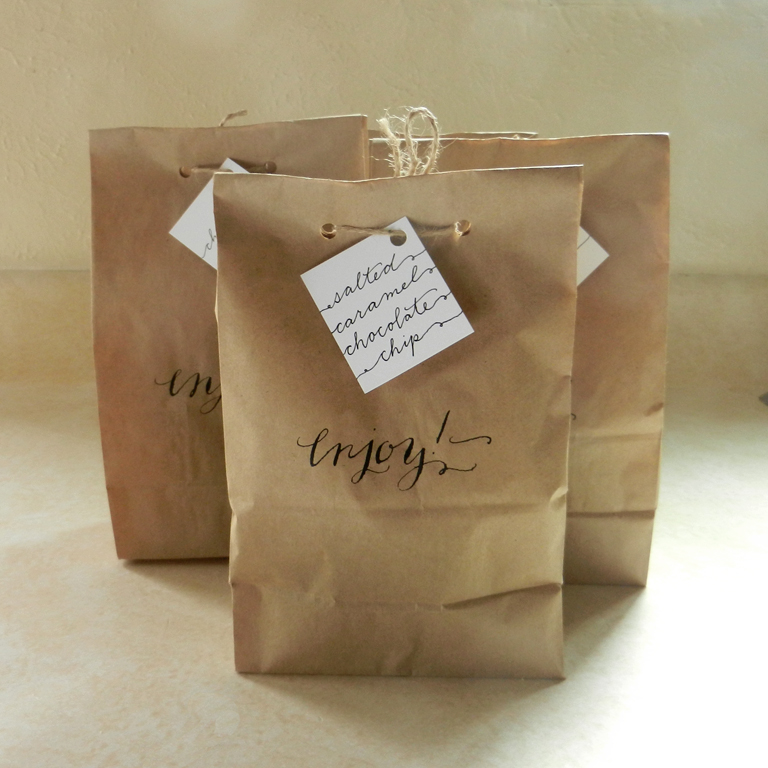Cookie Care Package Tutorial/Inspiration | The Postman's Knock