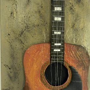 3D Guitar Painting Tutorial