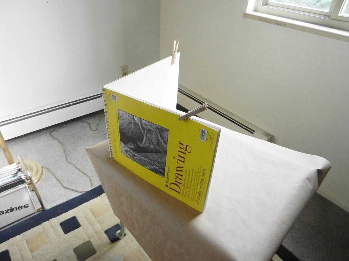 Sketch Pad Bounce Sheet | The Postman's Knock
