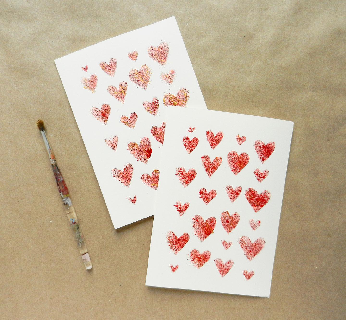 Handmade Valentines Day Card Tutorial – Card Valentine Handmade