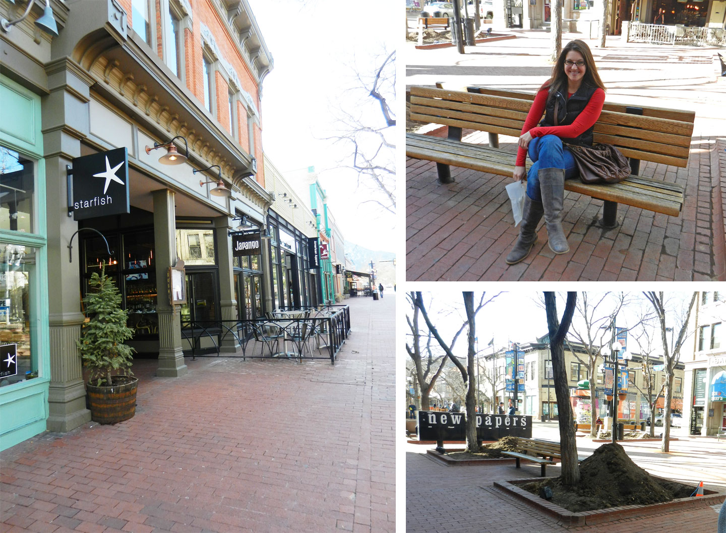 Pearl Street in Boulder, Colorado | The Postman's Knock