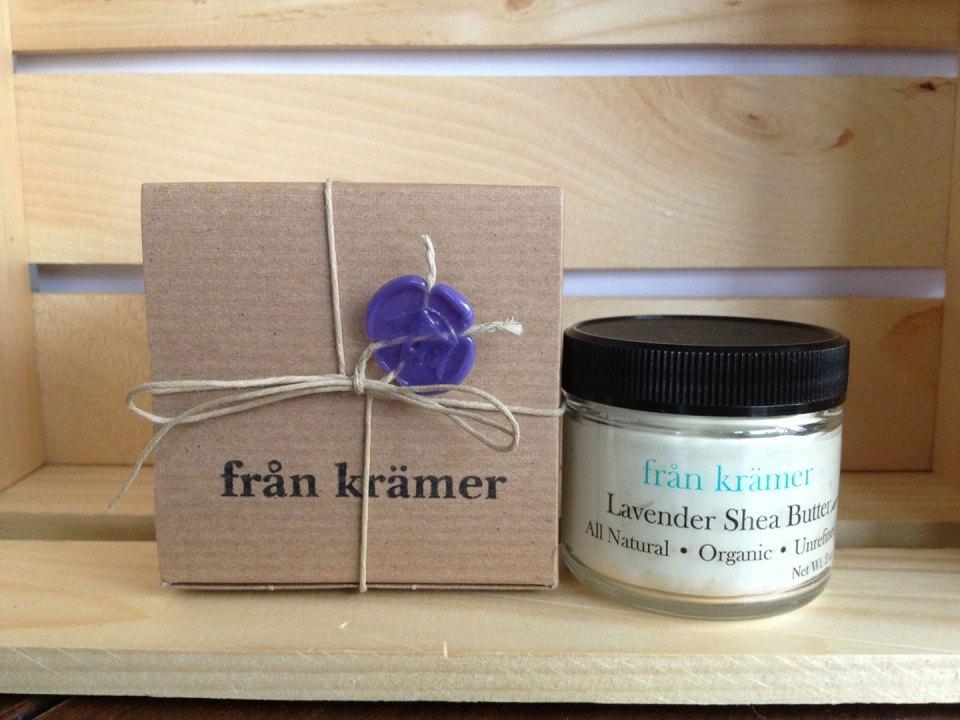 Lavender Hand Cream | The Postman's Knock