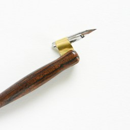 Artisan-made Calligraphy Pen Holder | The Postman's Knock