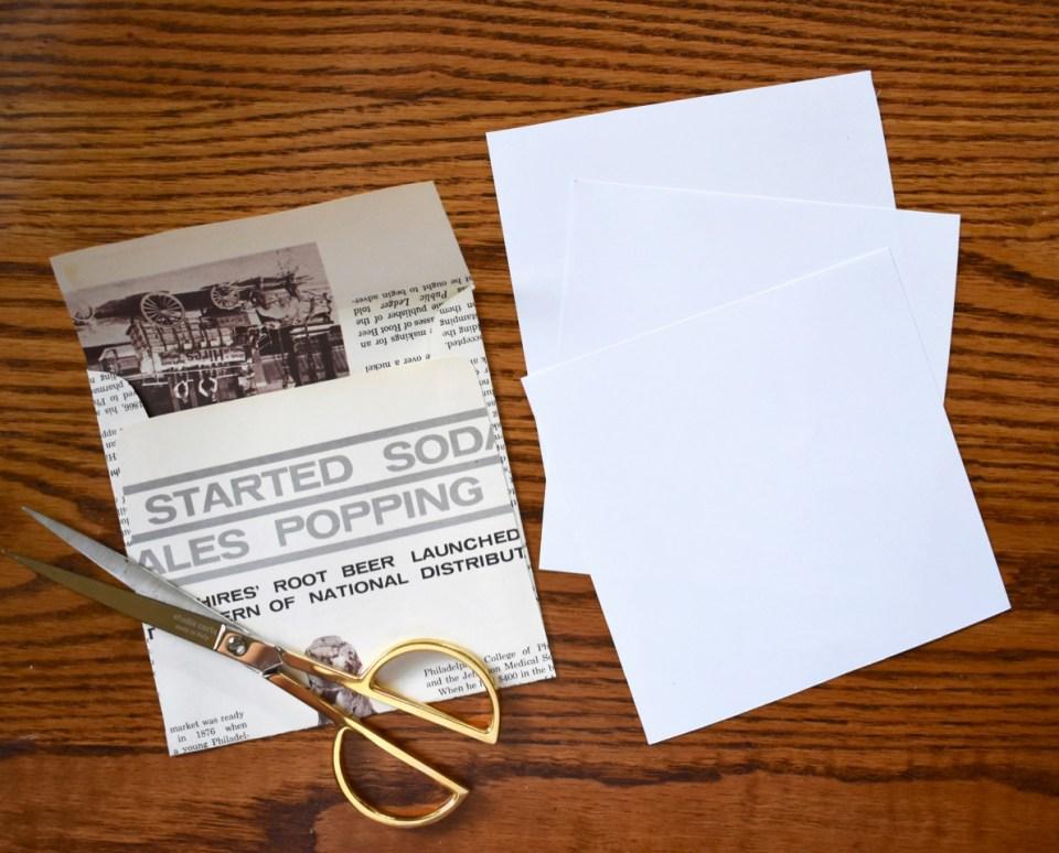 Handmade Stationery Set