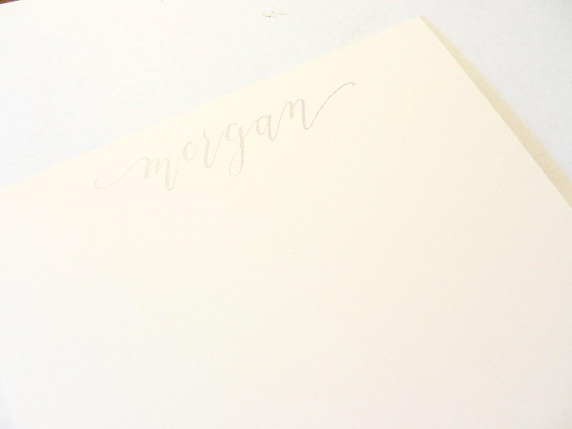 Handmade Stationery Tutorial | The Postman's Knock